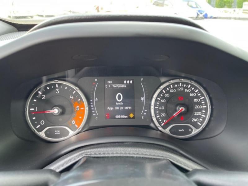 Photo 18 de l'offre de JEEP RENEGADE 1.6 MJT 120 LONGITUDE BUSINESS GPS  à 16490€ chez Triplo auto