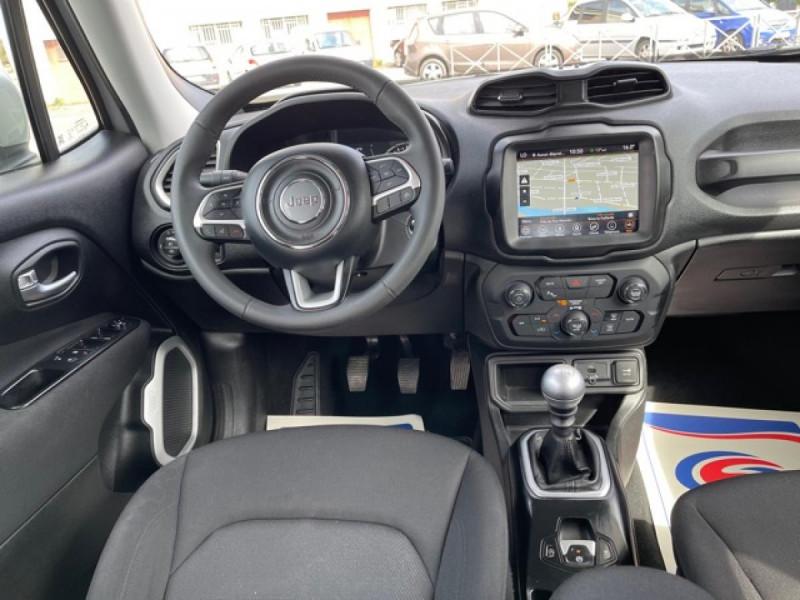 Photo 12 de l'offre de JEEP RENEGADE 1.6 MJT 120 LONGITUDE BUSINESS GPS  à 16490€ chez Triplo auto