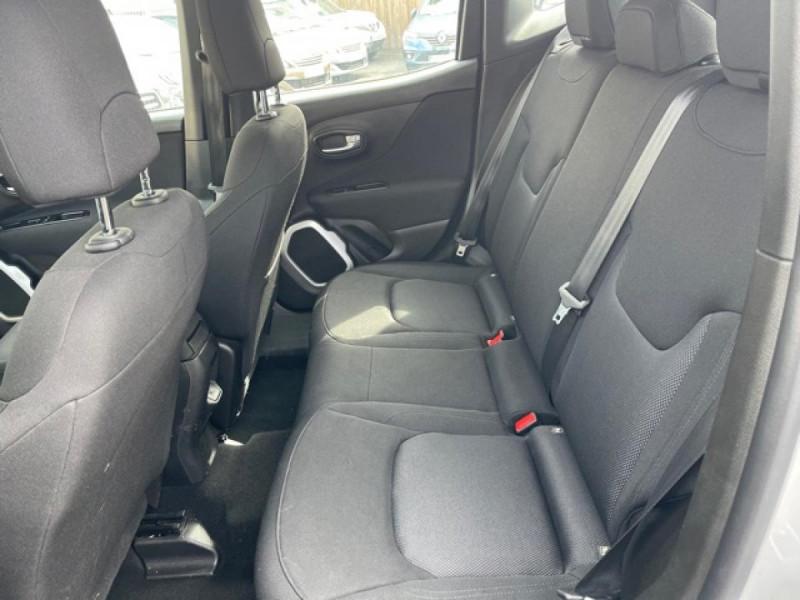 Photo 11 de l'offre de JEEP RENEGADE 1.6 MJT 120 LONGITUDE BUSINESS GPS  à 16490€ chez Triplo auto