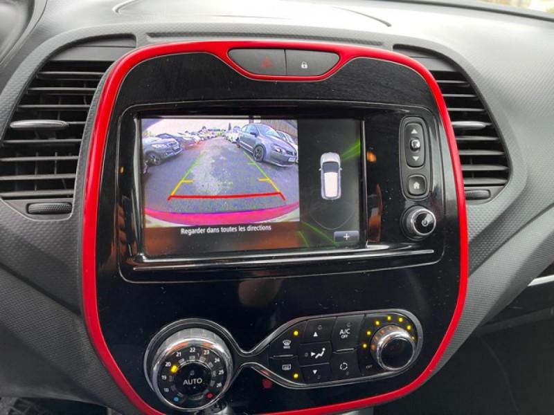 Photo 17 de l'offre de RENAULT CAPTUR 1.5 DCI-110  HELLY HANSEN GPS CAMERA 1ERE MAIN à 7990€ chez Triplo auto