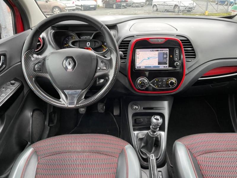 Photo 15 de l'offre de RENAULT CAPTUR 1.5 DCI-110  HELLY HANSEN GPS CAMERA 1ERE MAIN à 7990€ chez Triplo auto