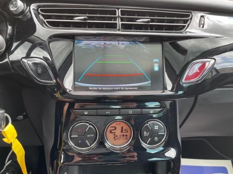 Photo 18 de l'offre de CITROEN C3  1.2 82 S&S -BVA EXCLUSIVE GPS CAMERA RADAR AR à 10990€ chez Triplo auto