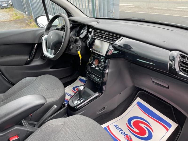 Photo 14 de l'offre de CITROEN C3  1.2 82 S&S -BVA EXCLUSIVE GPS CAMERA RADAR AR à 10990€ chez Triplo auto