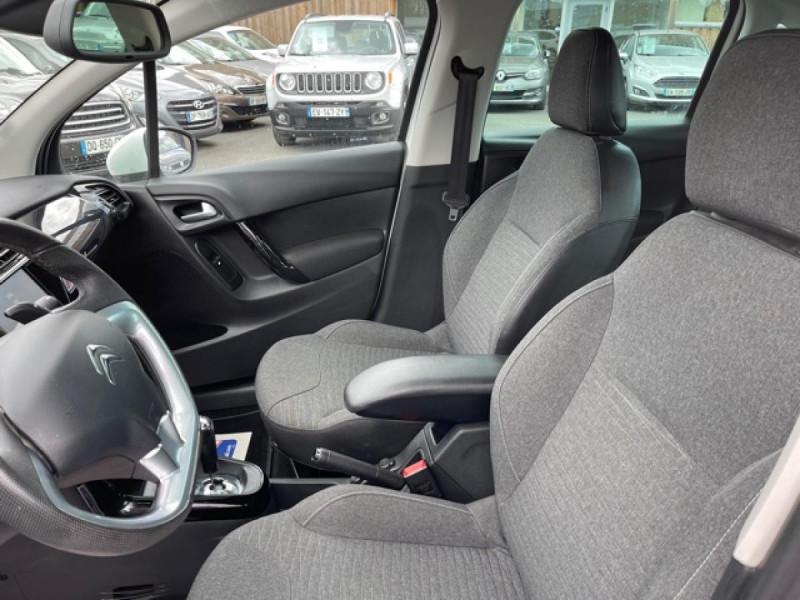 Photo 12 de l'offre de CITROEN C3  1.2 82 S&S -BVA EXCLUSIVE GPS CAMERA RADAR AR à 10990€ chez Triplo auto