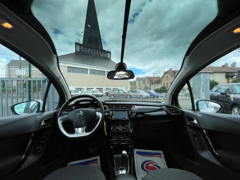 Photo 16 de l'offre de CITROEN C3  1.2 82 S&S -BVA EXCLUSIVE GPS CAMERA RADAR AR à 10990€ chez Triplo auto