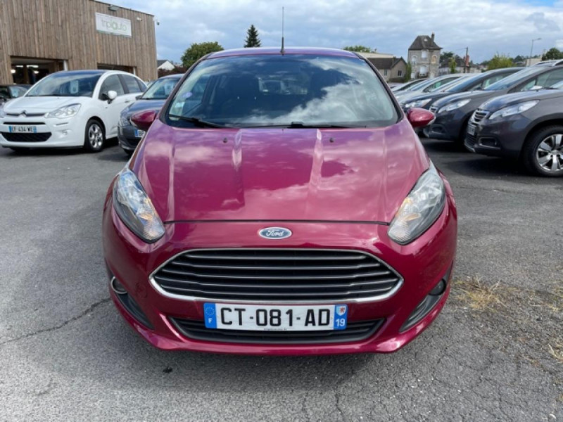Photo 8 de l'offre de FORD FIESTA 1.25I 82 TREND CLIM à 7250€ chez Triplo auto