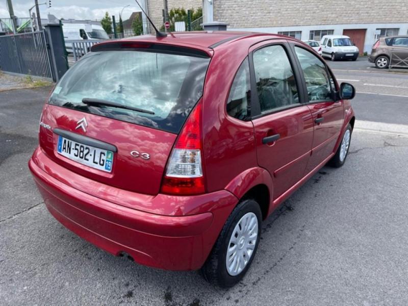 Photo 5 de l'offre de CITROEN C3  1.1I 60CV BERLINE CLASSIC  à 4990€ chez Triplo auto