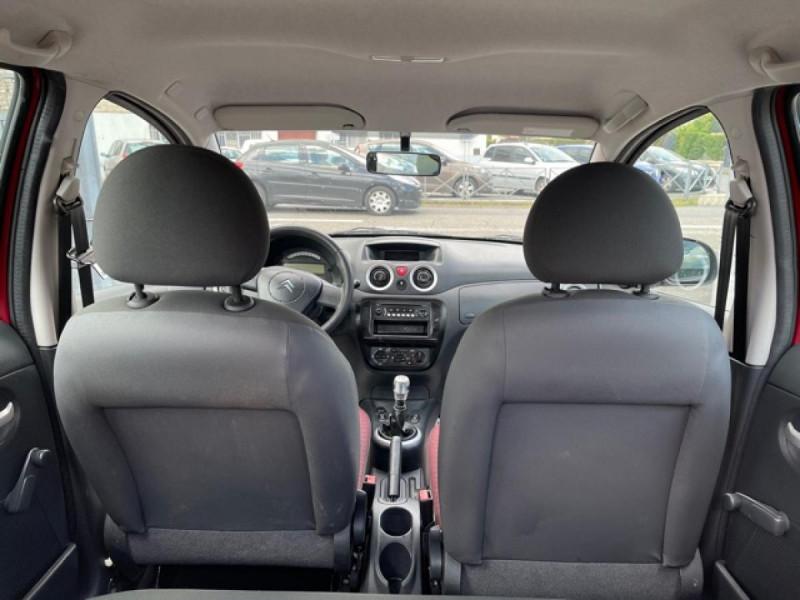 Photo 10 de l'offre de CITROEN C3  1.1I 60CV BERLINE CLASSIC  à 4990€ chez Triplo auto