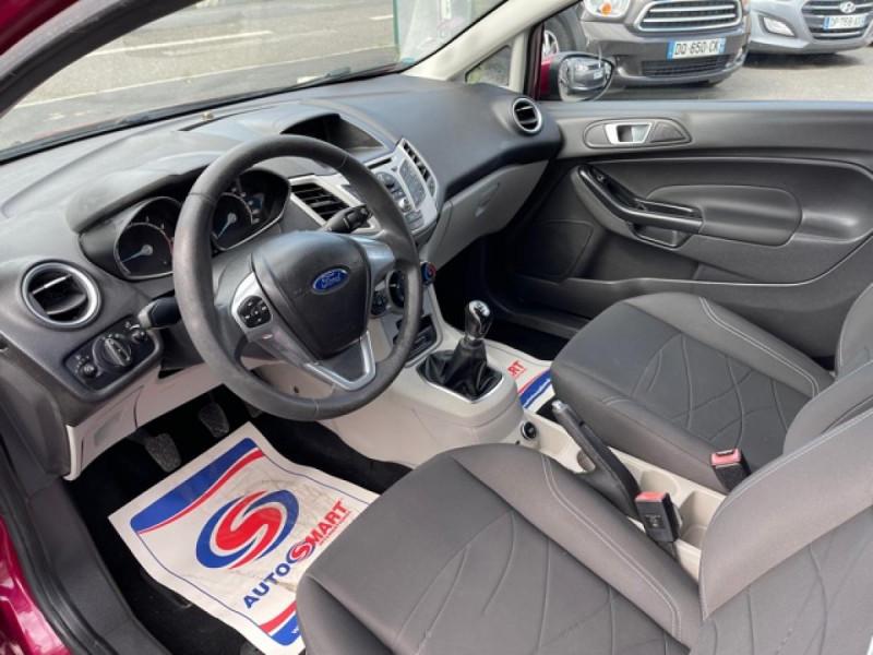 Photo 11 de l'offre de FORD FIESTA 1.25I 82 TREND CLIM à 7250€ chez Triplo auto
