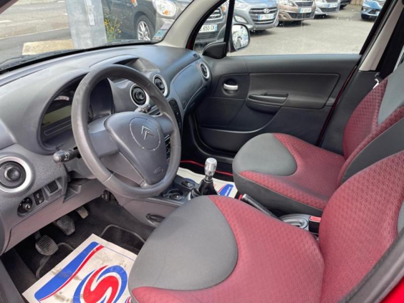 Photo 12 de l'offre de CITROEN C3  1.1I 60CV BERLINE CLASSIC  à 4990€ chez Triplo auto