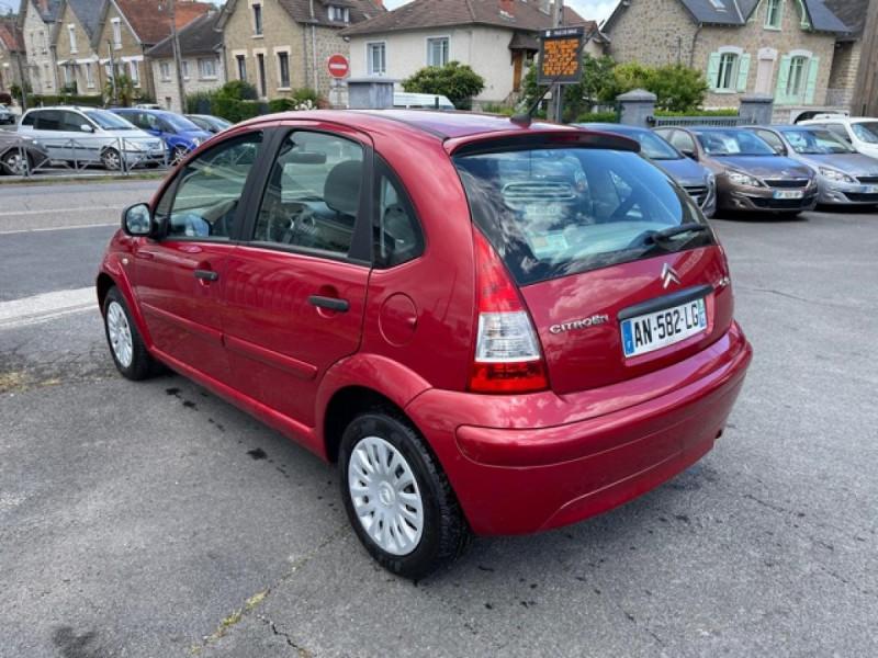 Photo 3 de l'offre de CITROEN C3  1.1I 60CV BERLINE CLASSIC  à 4990€ chez Triplo auto