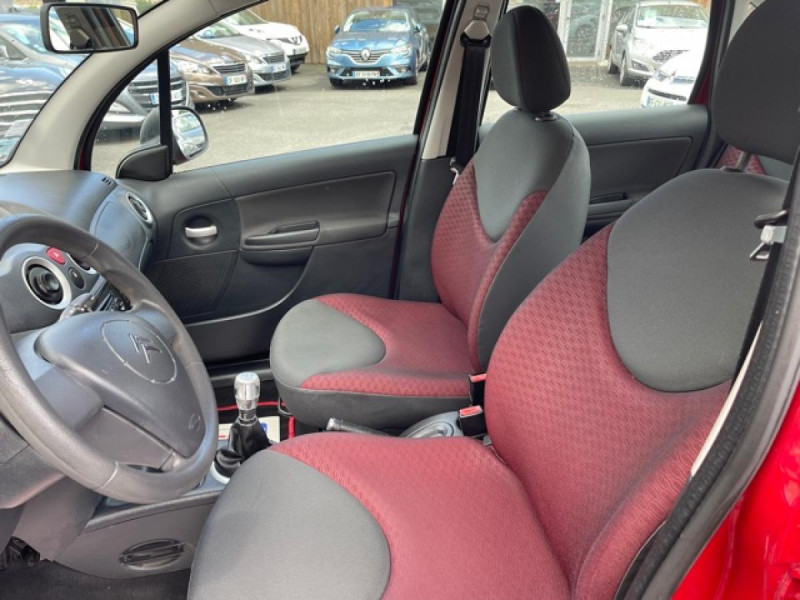 Photo 13 de l'offre de CITROEN C3  1.1I 60CV BERLINE CLASSIC  à 4990€ chez Triplo auto