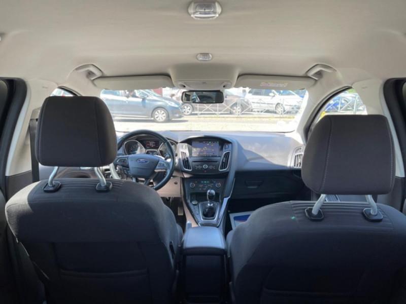 Photo 10 de l'offre de FORD FOCUS 1.0 SCTI 125 TITANIUM  RADAR AV AR   GPS,  ECOBOOST à 11490€ chez Triplo auto