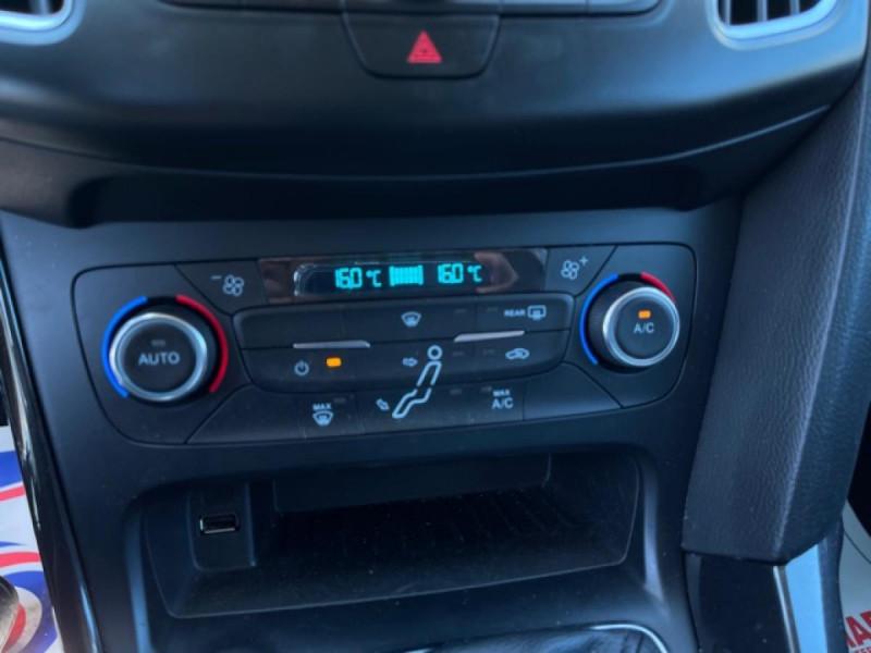 Photo 23 de l'offre de FORD FOCUS 1.0 SCTI 125 TITANIUM  RADAR AV AR   GPS,  ECOBOOST à 11490€ chez Triplo auto
