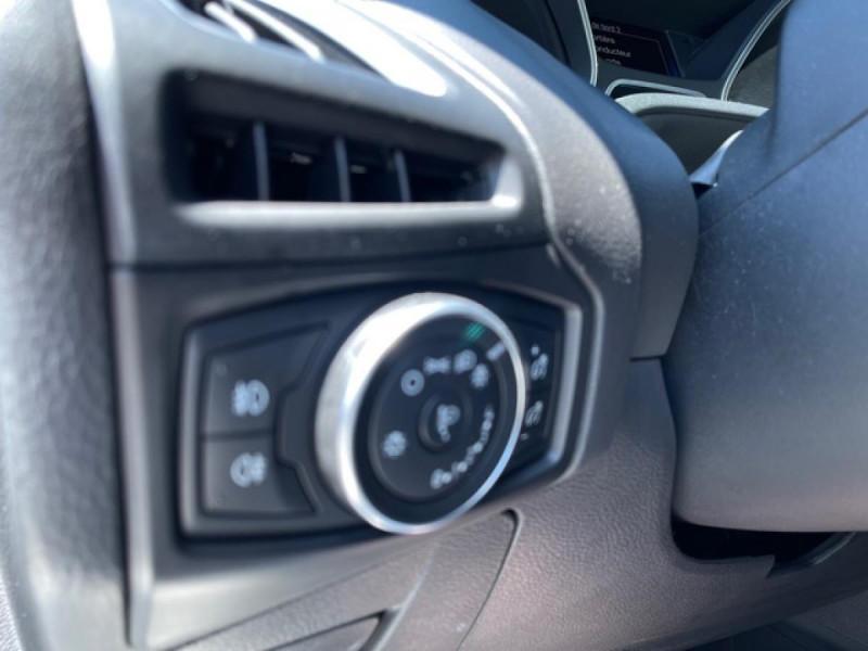 Photo 22 de l'offre de FORD FOCUS 1.0 SCTI 125 TITANIUM  RADAR AV AR   GPS,  ECOBOOST à 11490€ chez Triplo auto