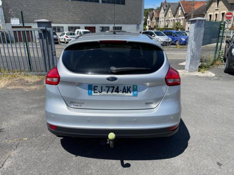Photo 4 de l'offre de FORD FOCUS 1.0 SCTI 125 TITANIUM  RADAR AV AR   GPS,  ECOBOOST à 11490€ chez Triplo auto