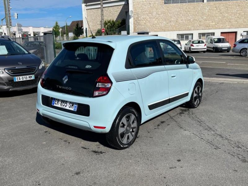 Photo 5 de l'offre de RENAULT TWINGO 1.0 SCE - 70 S&S LIMITED CLIM à 8490€ chez Triplo auto
