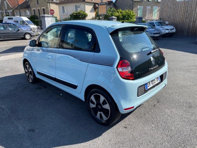 Photo 3 de l'offre de RENAULT TWINGO 1.0 SCE - 70 S&S LIMITED CLIM à 8490€ chez Triplo auto