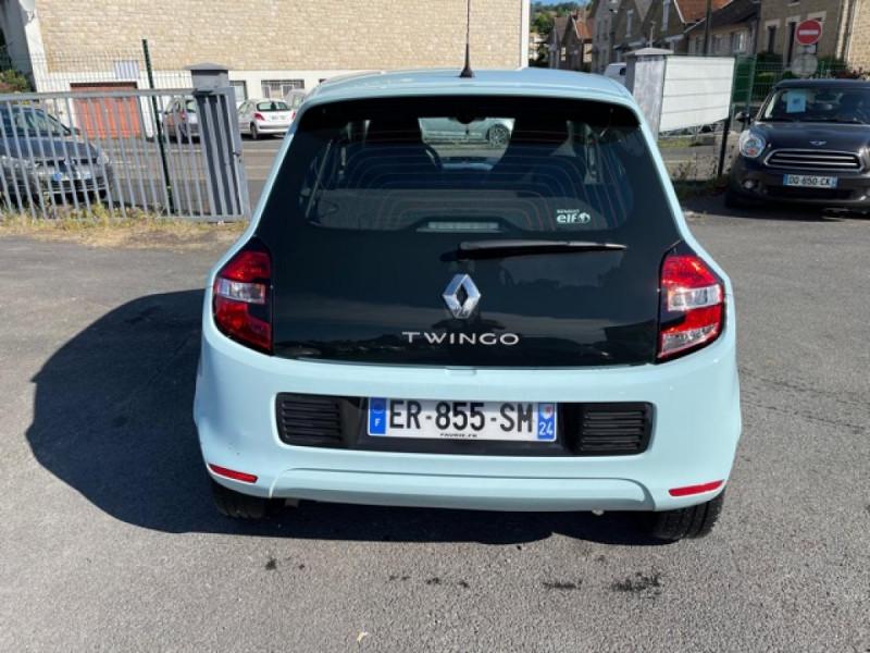 Photo 4 de l'offre de RENAULT TWINGO 1.0 SCE - 70 S&S LIMITED CLIM à 8490€ chez Triplo auto