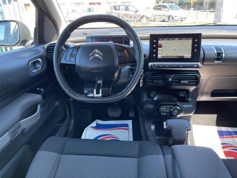 Photo 15 de l'offre de CITROEN C4 CACTUS 1.6-100 S&S ETG6  FEEL GPS CAMERA à 9490€ chez Triplo auto