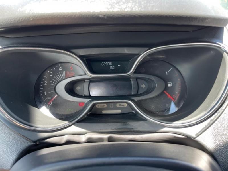 Photo 19 de l'offre de RENAULT CAPTUR 1.5DCI 90 EDC INTENS GPS CAMERA BOITE AUTO  à 13250€ chez Triplo auto