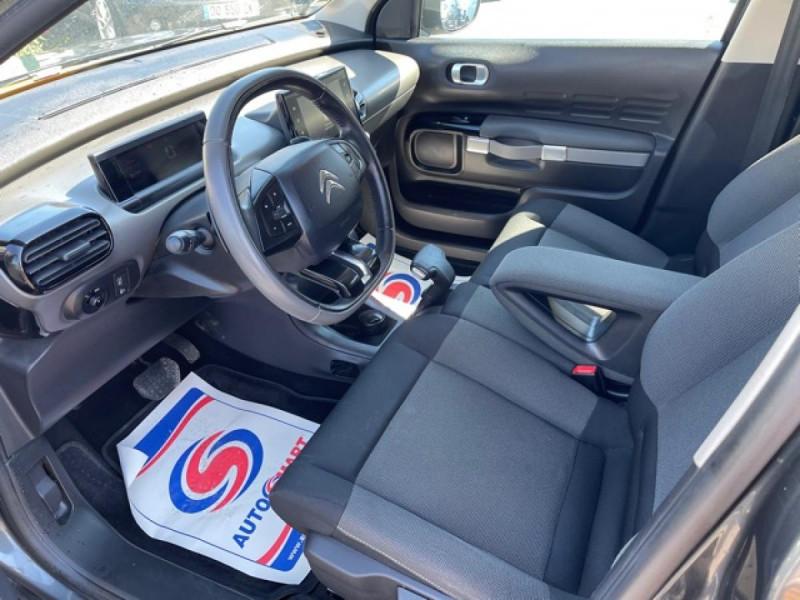 Photo 12 de l'offre de CITROEN C4 CACTUS 1.6-100 S&S ETG6  FEEL GPS CAMERA à 9490€ chez Triplo auto