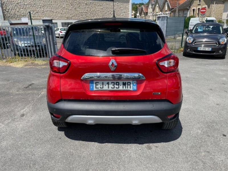 Photo 4 de l'offre de RENAULT CAPTUR 1.5DCI 90 EDC INTENS GPS CAMERA BOITE AUTO  à 13250€ chez Triplo auto