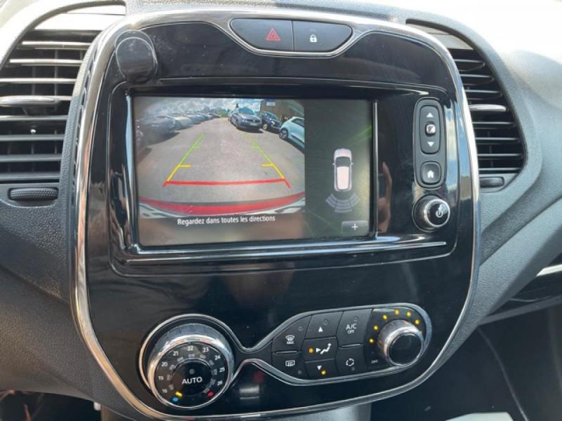 Photo 18 de l'offre de RENAULT CAPTUR 1.5DCI 90 EDC INTENS GPS CAMERA BOITE AUTO  à 13250€ chez Triplo auto