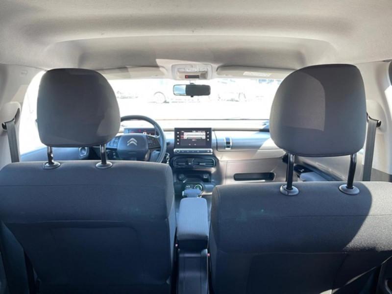 Photo 10 de l'offre de CITROEN C4 CACTUS 1.6-100 S&S ETG6  FEEL GPS CAMERA à 9490€ chez Triplo auto