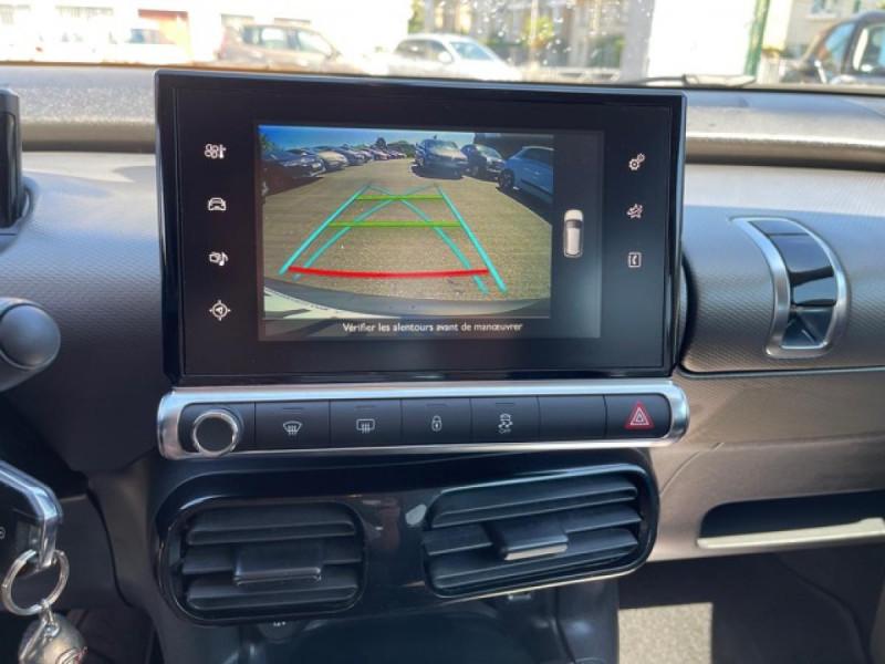 Photo 20 de l'offre de CITROEN C4 CACTUS 1.6-100 S&S ETG6  FEEL GPS CAMERA à 9490€ chez Triplo auto