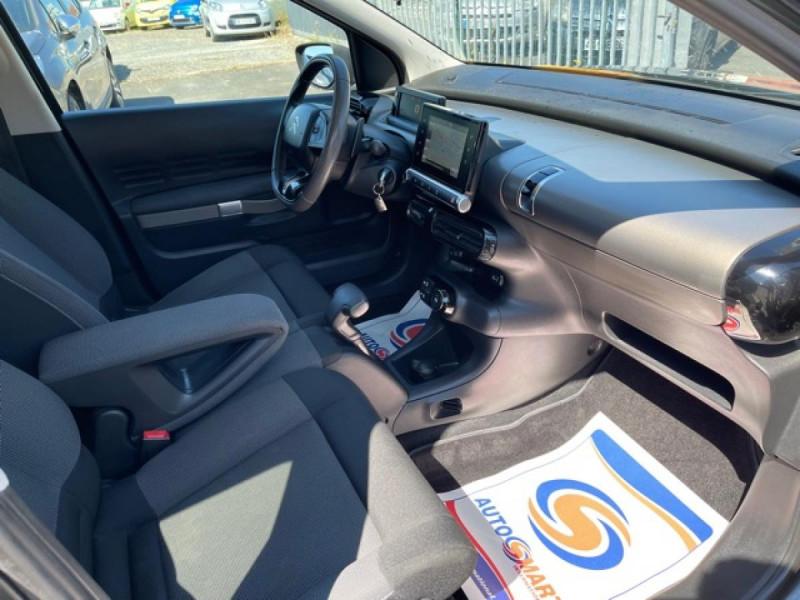 Photo 14 de l'offre de CITROEN C4 CACTUS 1.6-100 S&S ETG6  FEEL GPS CAMERA à 9490€ chez Triplo auto
