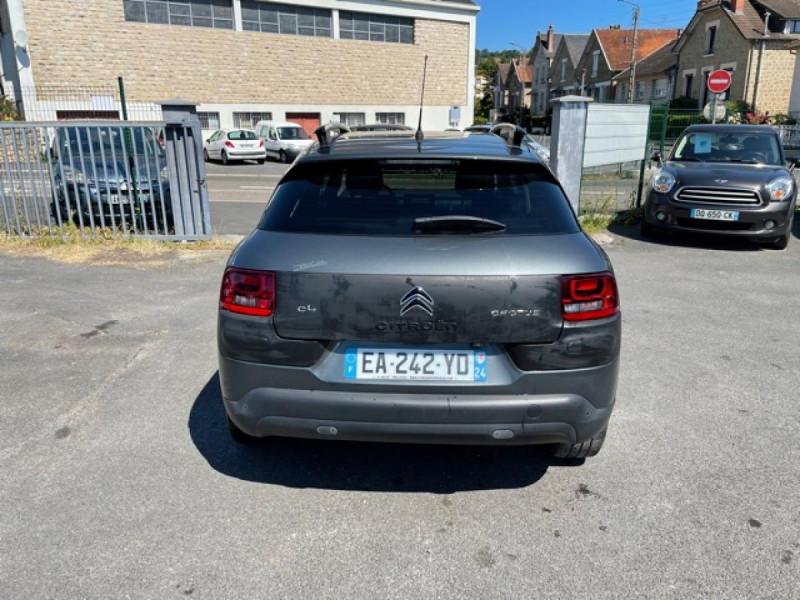 Photo 4 de l'offre de CITROEN C4 CACTUS 1.6-100 S&S ETG6  FEEL GPS CAMERA à 9490€ chez Triplo auto
