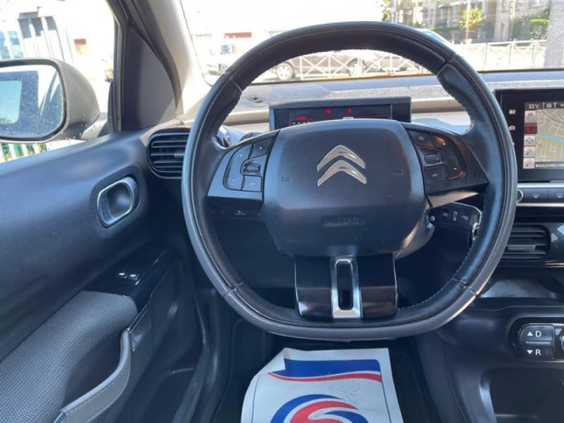 Photo 16 de l'offre de CITROEN C4 CACTUS 1.6-100 S&S ETG6  FEEL GPS CAMERA à 9490€ chez Triplo auto