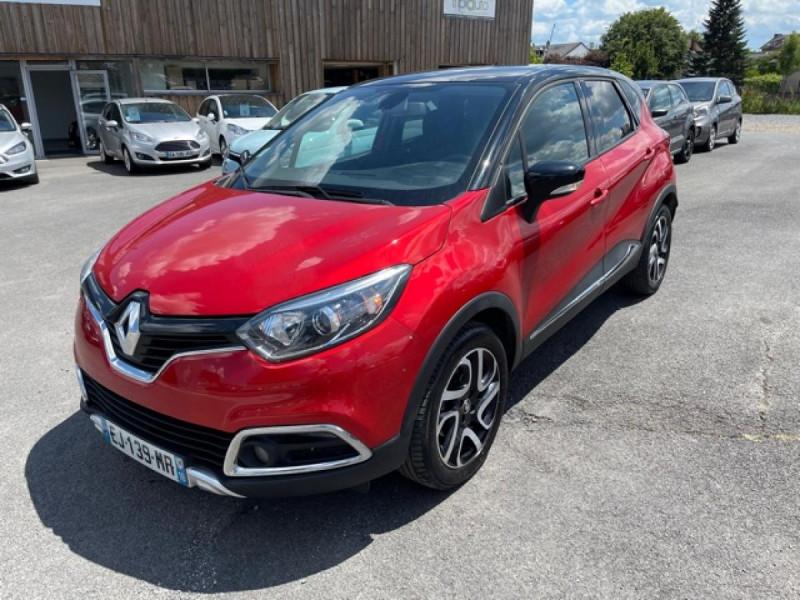 Renault CAPTUR 1.5DCI 90 EDC INTENS GPS CAMERA BOITE AUTO  Diesel BEIGE Occasion à vendre