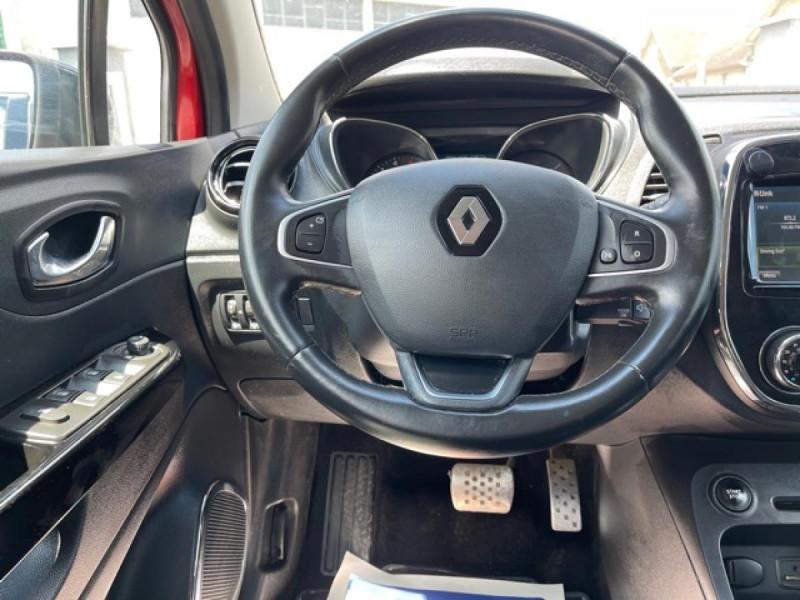 Photo 16 de l'offre de RENAULT CAPTUR 1.5DCI 90 EDC INTENS GPS CAMERA BOITE AUTO  à 13250€ chez Triplo auto