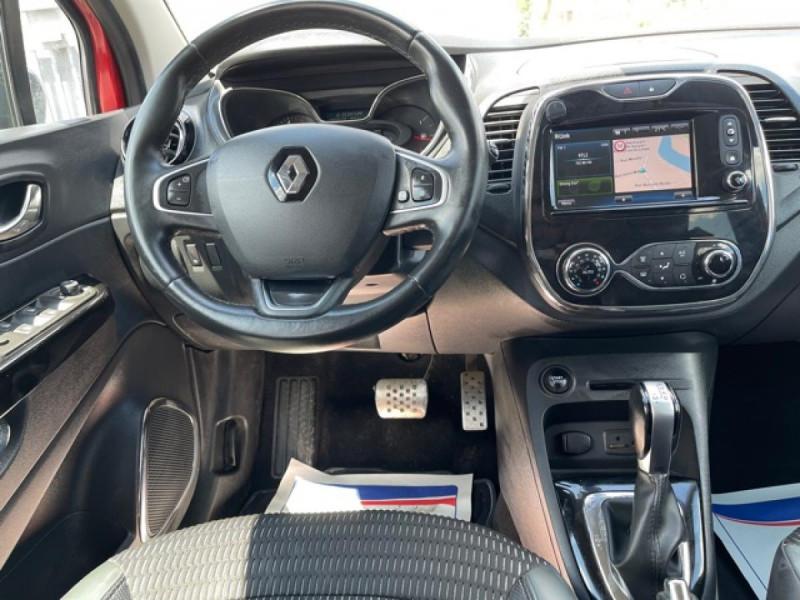 Photo 15 de l'offre de RENAULT CAPTUR 1.5DCI 90 EDC INTENS GPS CAMERA BOITE AUTO  à 13250€ chez Triplo auto
