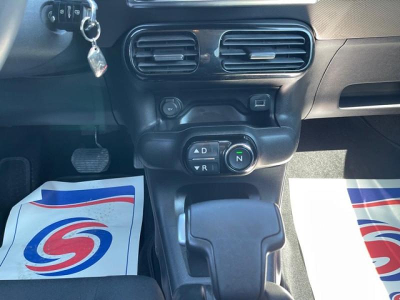 Photo 17 de l'offre de CITROEN C4 CACTUS 1.6-100 S&S ETG6  FEEL GPS CAMERA à 9490€ chez Triplo auto