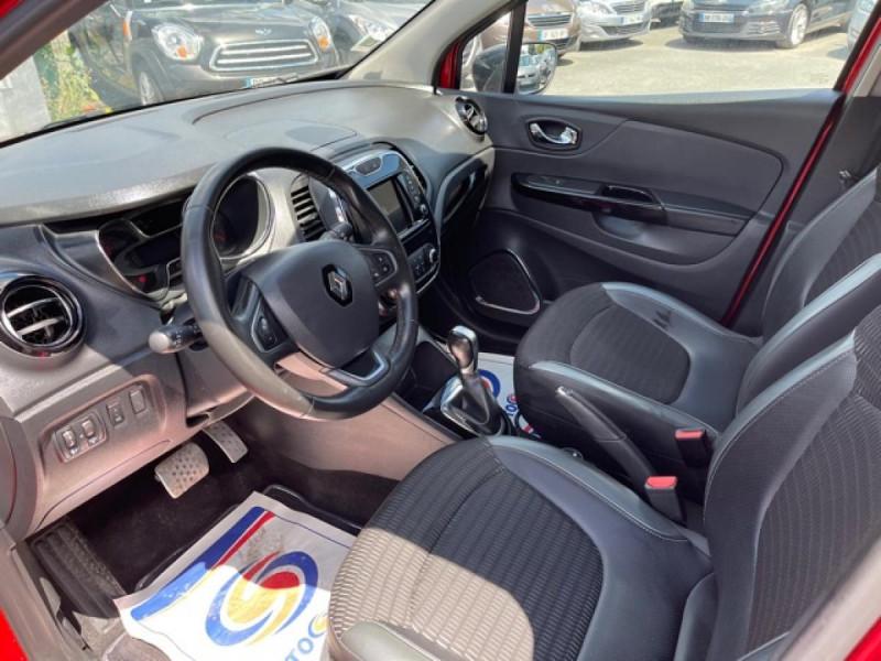 Photo 11 de l'offre de RENAULT CAPTUR 1.5DCI 90 EDC INTENS GPS CAMERA BOITE AUTO  à 13250€ chez Triplo auto