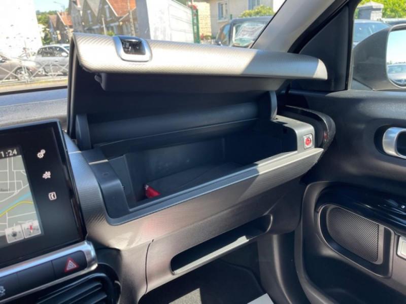 Photo 22 de l'offre de CITROEN C4 CACTUS 1.6-100 S&S ETG6  FEEL GPS CAMERA à 9490€ chez Triplo auto