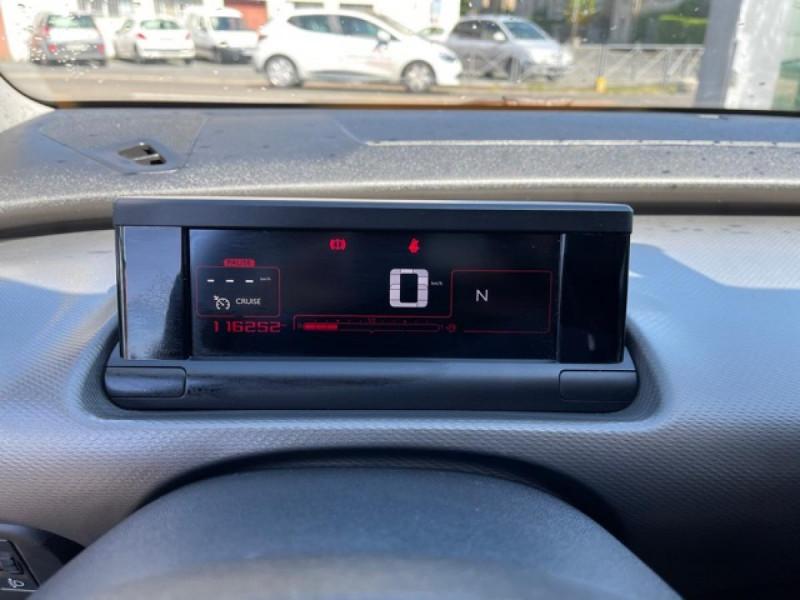 Photo 18 de l'offre de CITROEN C4 CACTUS 1.6-100 S&S ETG6  FEEL GPS CAMERA à 9490€ chez Triplo auto