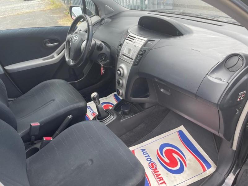 Photo 14 de l'offre de TOYOTA YARIS 1.4 D-4D 90 LUNA PACK CLIM RADAR AR ATTELAGE à 5490€ chez Triplo auto