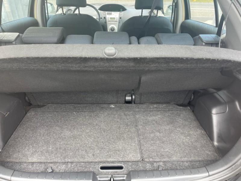 Photo 9 de l'offre de TOYOTA YARIS 1.4 D-4D 90 LUNA PACK CLIM RADAR AR ATTELAGE à 5490€ chez Triplo auto