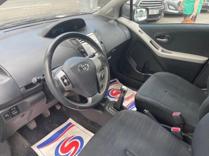 Photo 13 de l'offre de TOYOTA YARIS 1.4 D-4D 90 LUNA PACK CLIM RADAR AR ATTELAGE à 5490€ chez Triplo auto