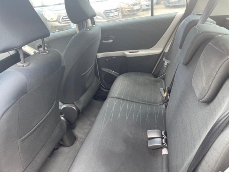Photo 11 de l'offre de TOYOTA YARIS 1.4 D-4D 90 LUNA PACK CLIM RADAR AR ATTELAGE à 5490€ chez Triplo auto