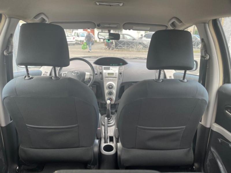 Photo 10 de l'offre de TOYOTA YARIS 1.4 D-4D 90 LUNA PACK CLIM RADAR AR ATTELAGE à 5490€ chez Triplo auto