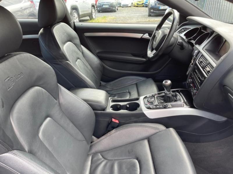 Photo 14 de l'offre de AUDI A5 QUATTRO 3.0 V6 240  S LINE CUIR à 12990€ chez Triplo auto