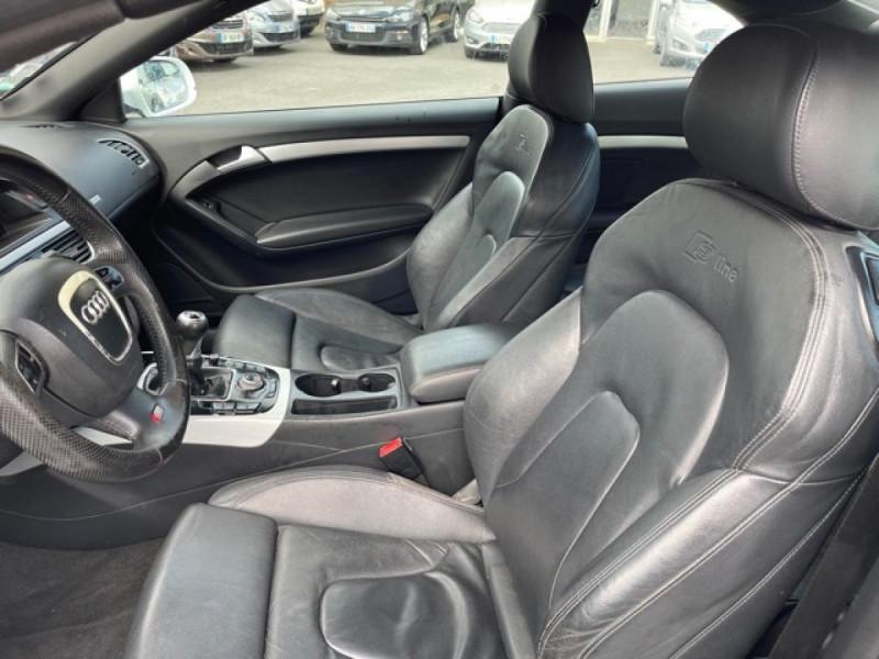 Photo 12 de l'offre de AUDI A5 QUATTRO 3.0 V6 240  S LINE CUIR à 12990€ chez Triplo auto