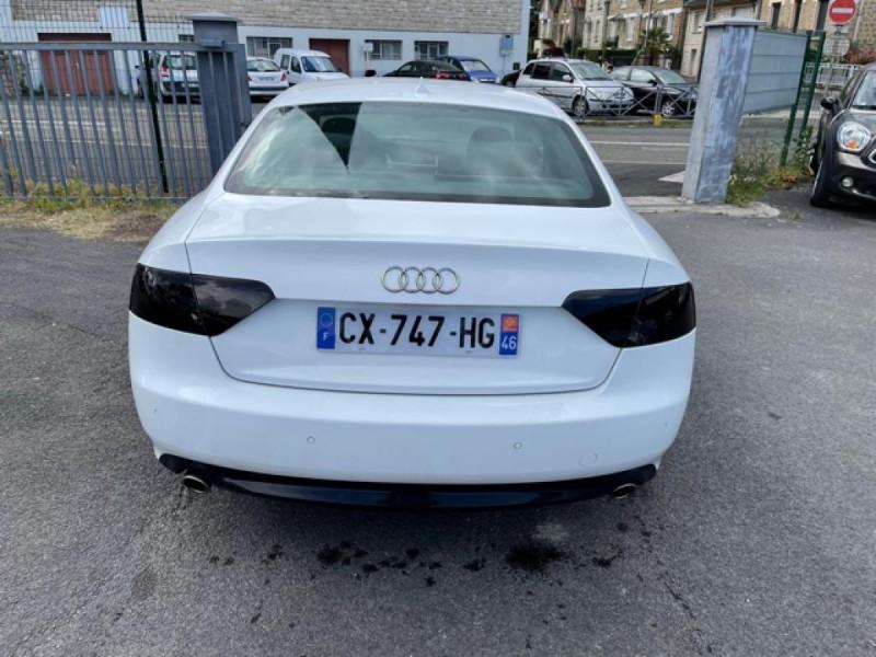 Photo 4 de l'offre de AUDI A5 QUATTRO 3.0 V6 240  S LINE CUIR à 12990€ chez Triplo auto