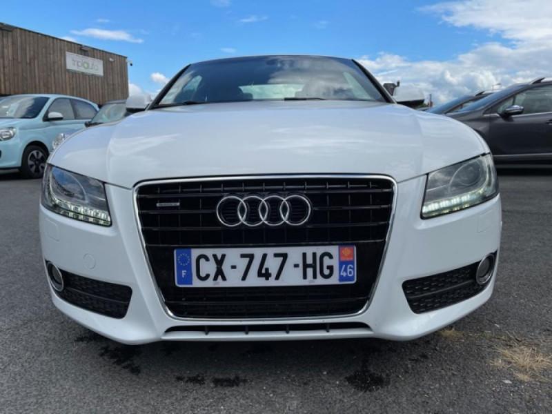 Photo 8 de l'offre de AUDI A5 QUATTRO 3.0 V6 240  S LINE CUIR à 12990€ chez Triplo auto