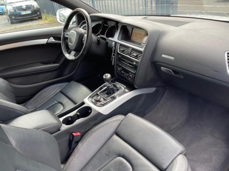 Photo 13 de l'offre de AUDI A5 QUATTRO 3.0 V6 240  S LINE CUIR à 12990€ chez Triplo auto